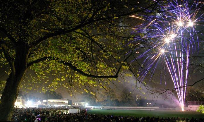 Jesmond Fireworks Display Entry for Adult (£4) or Child (£2)